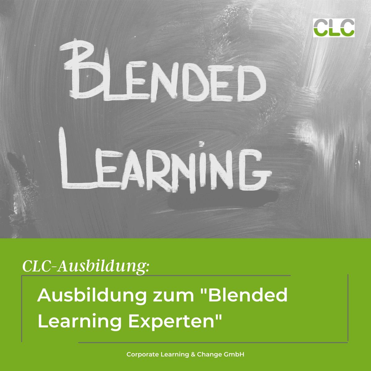 Ausbildung Blended Learning