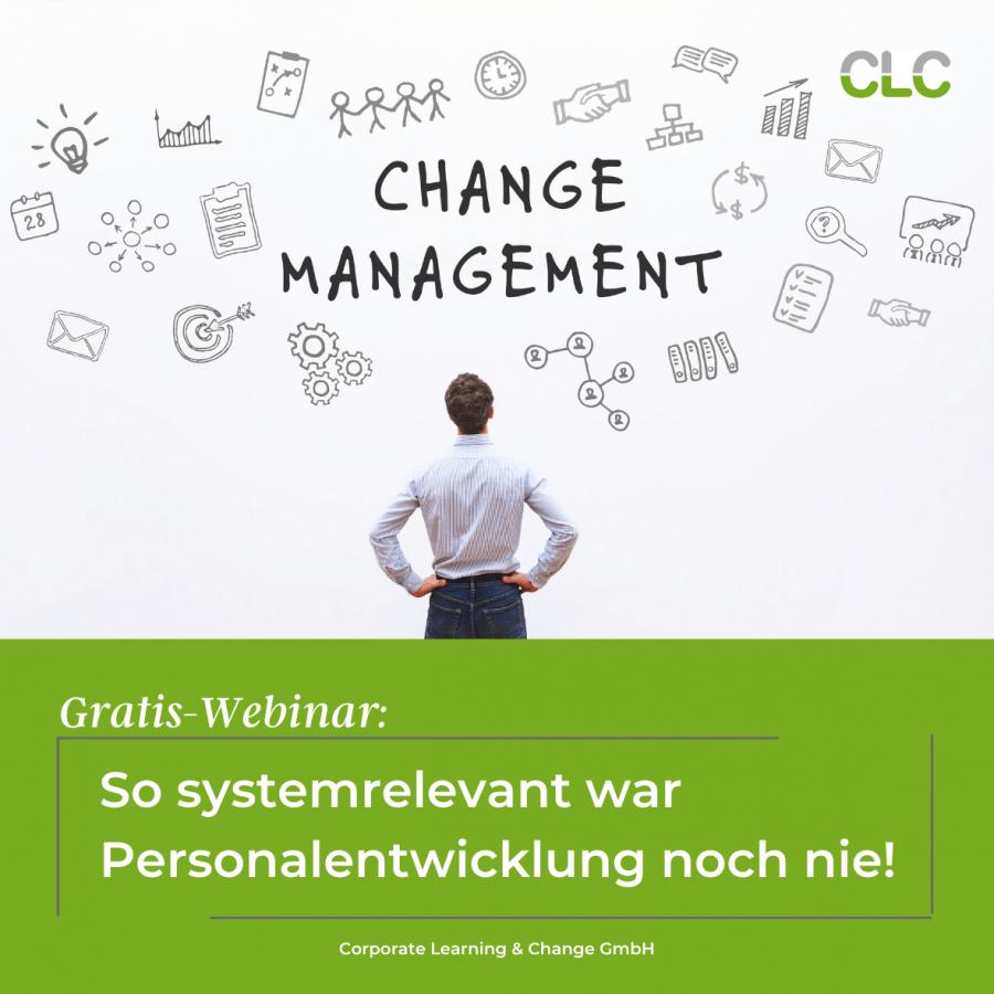 Change Management in der Personalentwicklung