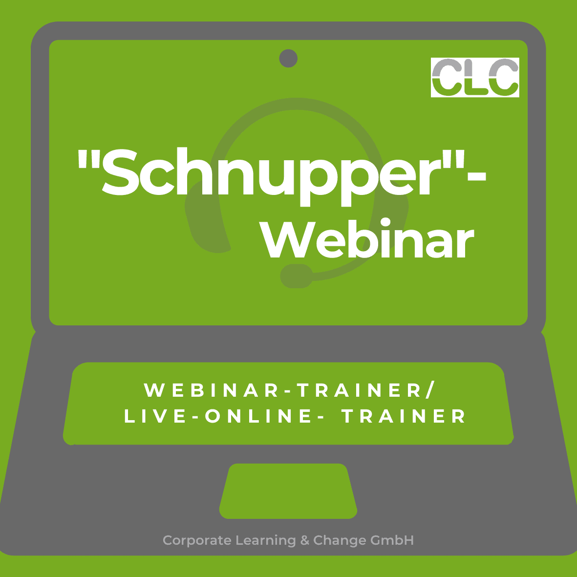 Live-Online-Trainer Webinar-Trainer
